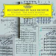 Recomposed By Max Richter: Four Seasons - A. Vivaldi (2012, CD NEUF)