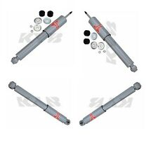 Isuzu Trooper 1992-2002 Front and Rear Shock Absorbers Suspension Kit KYB