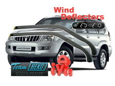Toyota Land Cruiser120 2003-2009 Wind Deflectors 2pcs HEKO(29354) for front door