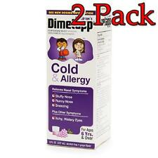 Children's Dimetapp Cold & Allergy, Grape, 8oz, 2 Pack 300312235191T759