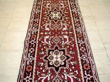 20X3 EXQUISITE MINT NEW HAND KNOTED WOOL SUPERB HERIZ SERAPI ORIENTAL RUG RUNNER