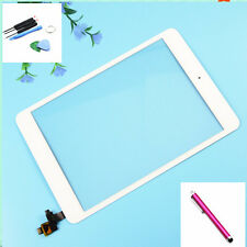 For IPad Mini Touch Screen Digitizer  IC Home Button Full Assembly A1489 A1490
