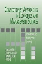 Connectionist Approaches in Economics and Management Sciences, Cedric Lesage