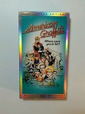American Graffiti VHS, 2000, 25th Anniversary Edition  Widescreen