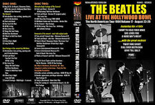 THE BEATLES: LIVE AT THE HOLLYWOOD BOWL 1964 VOL.17 2 DVD 2014 REMASTER