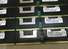 DELL 64GB (8 x 8GB) PC2-5300F 4Rx4 FBD DDR2 ELPIDA  (4 KITS AVAILABLE)