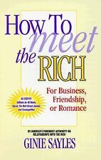 How to Meet the Rich