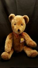 VINTAGE TEDDY BEAR ALRESFORD CRAFTS ENGLAND LARGE 28'' BEAR