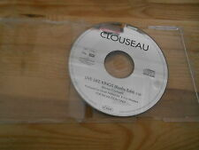 CD Pop Clouseau - Live Like Kings (1 Song) Promo EMI MUSIC BELGIUM disc only