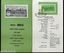 India 1970 Jamia Millia Islamia Phila-521 Cancelled Folder