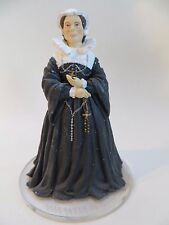 CORGI 'ICON' MARY QUEEN OF SCOTS. VGC. METAL FIGURE. 7.5cm  MADAME TUSSAUDS