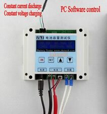 Constant current electronic load Discharge 10A  battery capacity tester charging