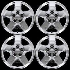 "06-11 Chevrolet HHR Malibu G5 16"" Chrome Bolt On Wheel Covers Full Rim Hub Caps"