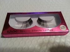 NYX Special Effects Lashes EL 152 MONOTONE BLACK & WHITE