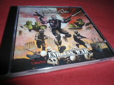SPEEDRUSH Endless War CD TANKARD KREATOR DESTRUCTION SODOM OVERKILL