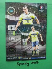 Road to UEFA EURO 2016 Limited Edition XXL Ibrahimovic  Adrenalyn Panini France