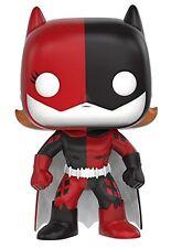 Pop! Heroes DC Impopsters Harley Quinn Batgirl #127 Vinyl Figure Funko
