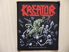 Aufnäher - Patch - Kreator - Pleasure To Kill - Sodom - Exodus - Overkill