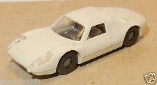 Rare MICRO WIKING HO 1/87 PORSCHE 904 CARRERA 1968 GRIS CLAIR c