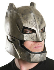 Batman v Superman Mask, Mens Batman Armored Dawn Full Face Mask, Age 14+