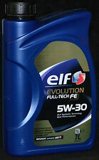 1 Liter Elf EVOLUTION FULL-TECH FE 5W-30 ( SOLARIS DPF ) Motoröl Renault 5W-30