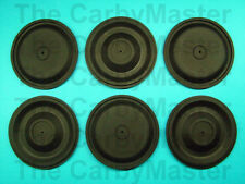 6 x Diaphragm Suits all 2-Stroke VICTA G4 & LM Plastic Carbies OEM# CR0635A/U