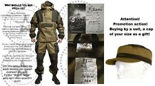 "Gorka 4 ""BARS"" Original Russian Army Military Special Suit Hunting Fishing +GIFT"