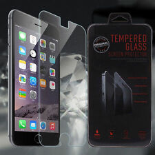 Tempered Glass Slim Screen Protector Shock Absorbing Film For iPhone 6 Plus