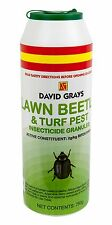 Lawn Beetle & Turf Pest Killer Granular 750g Bifenthrin David Grays Insect