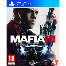 Mafia III PS4 Game (with Family Kick-Back DLC) Brand New