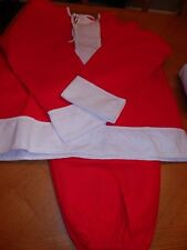"Adult ""SANTA CLAUS"" Costume Suit Sz.L by Supree Delight the Kids!"
