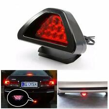 Universal F1 Style DRL Red 12-LED Rear Tail Stop Fog Brake Light Lamp Car UK