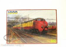 FAME PUZZLES Puzzle: SBB TEE RAm 502 Trans Europ Express 1000 Teile 69 x 49 cm