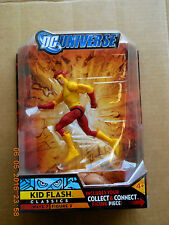 DC UNIVERSE DCUC WALLY WEST KID FLASH ACTION FIGURE! NEW