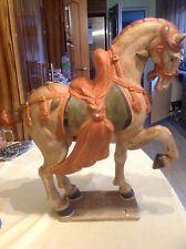 Ceramic horse 46cm x 44cm