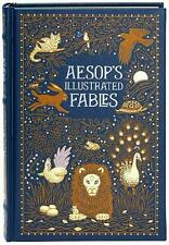 AESOP'S ILLUSTRATED FABLES ~ ILLUS by ARTHUR RACKHAM & CRANE ~ LEATHER GIFT ED