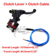 Clutch Lever Cable Blue For Lifan 50cc 90 110 125 150 cc Pit Dirt Bike SSR CRF50