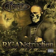 Ricanstruction - Chino Xl (2012, CD NEUF) Explicit Version2 DISC SET