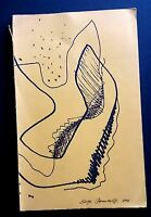 Serge CHERMAYEFF Verse of Anger and Affection Poetry Modernist Architecture RARE