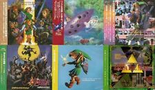 The Legend of Zelda Ocarina Of Time Original Soundtrack set of 7 CD Miya Records