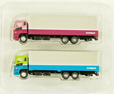 "Tomytec The Truck Collection ""2 Truck Set K"" 1/150 N scale"