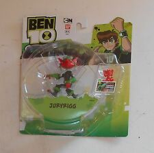 Cartoon Network Ben 10 Omniverse - JURYRIGG - New - Mint on Card