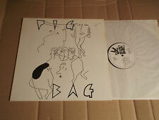 PIG BAG - SAME - LP - Y RECORDS INT 136.620 - GERMANY 1983
