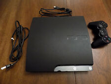 Sony PS3 Slim OFW 3.55 online ready with mod menus and extras