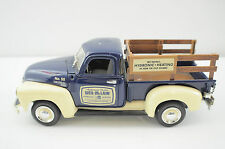 Vintage ERTL 1950 Chevrolet Pickup Model Car Weil-McLain Hydronic-Heating