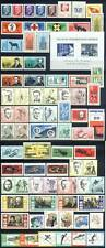 DDR East-Germany GDR: All stamps of 1963 in a year set complete, MNH and genuine