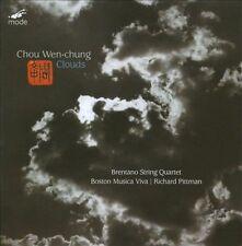 Chou Wen-chung: Clouds (CD, Aug-2011, Mode Records)