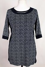 NEW WOMEN TUNIC  size  16/18 TOP  3/4 SLEEVE  BLOUSE  LADIES  n 7451