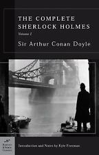 The Complete Sherlock Holmes, Volumes I and II Barnes & Noble Classics Series