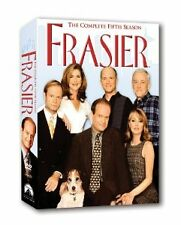 Brand New DVD Frasier Complete Fifth Season Kelsey Grammar David Hyde Pierce